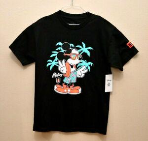 7e98c4437c2 Details about Neff & Disney Mickey Mouse Men's Size MEDIUM Streetwear Tee  T-Shirt Black NWT
