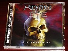 Minds Eye: The Awakening CD 2016 Tribunal /  Divebomb Records USA DIVE120 NEW