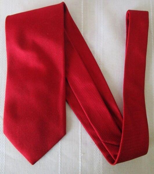 2019 Ultimo Disegno ***hardy Crobb's Cravatta Tie Seta 100% Originale Per Godere Di Alta Reputazione Nel Mercato Internazionale