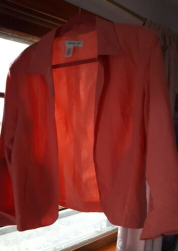 color XLL Coldwater in 16 Rayon salmone lino da Creek aperto Cardigan donna 89 Cardigan L awYSqHv