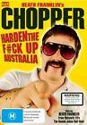 Heath Franklin's Chopper: Harden the F*ck Up Australia (DVD, 2008)