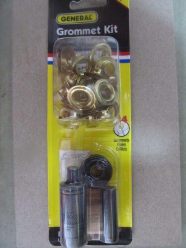 "General Grommet Tools Fastening Kit 3//8/"" #71262   NEW"