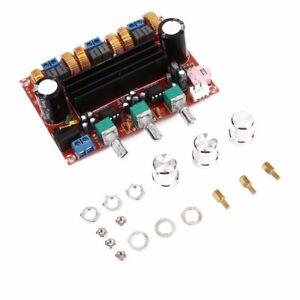 50W-2-100W-2-1-Sound-Channel-Digital-Subwoofer-Power-Amplifier-Board-DC-12-24V