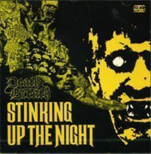 Death Breath - Stinking Up the Night [New CD] Digipack Packaging