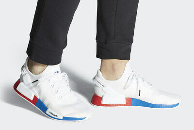 New Mens Adidas Nmd R1 V2 Sneakers Fx4148 Shoes Multiple Sizes Ebay