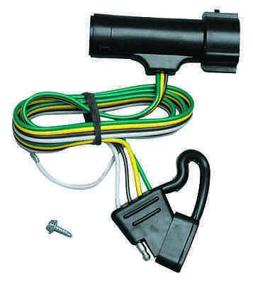 [DIAGRAM_09CH]  Trailer Wiring Harness Kit For 80-86 Ford Bronco F-100 150 250 350 83-85  Ranger | eBay | Ford Trailer Wiring Harness Kit |  | eBay