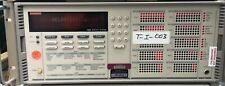 Keithley 7002 Rack Switch Mainframe Only 10 Slot