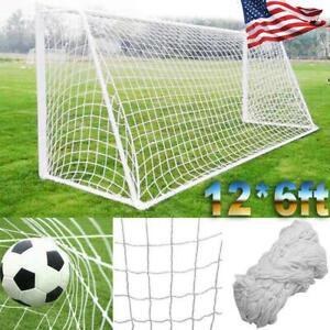 12-X-6FT-PE-Football-Soccer-Goal-Post-Net-Sports-Training-Practice-Outdoor-USA