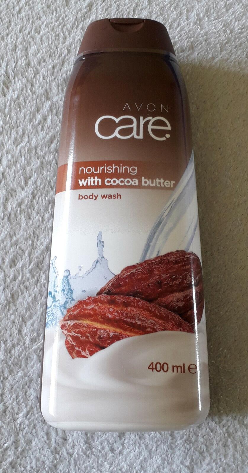 Avon- Care Nourishing Duschgel mit Kakaobutter und Vitamin E, 400 ml, Neu🦜
