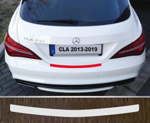 2013-2019 Lackschutzfolie Ladekantenschutz transparent Mercedes CLA