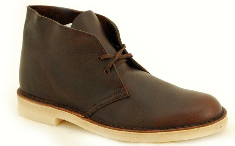 IL CLASSICO Clarks Marrone Originals The Desert Boot Marrone Clarks TUMB 26104990 (7A) 223ce2