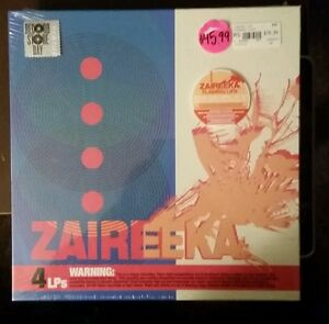 Flaming Lips Zaireeka 4lp Record Store Day Limited