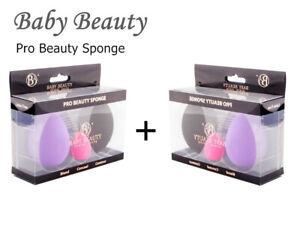 Paquete De 6 Pcs 2 Belleza Base De Maquillaje Esponja Mezcladora Polvo Impecable Puff Ebay