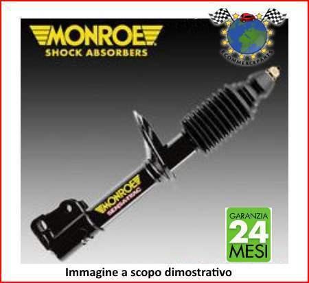 H1V Coppia ammortizzatori Monroe Ant FORD KA Diesel 2008>P