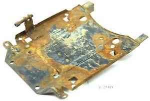 Moto-Guzzi-V7-850-GT-VS-Batteriehalter-Batterieplatte