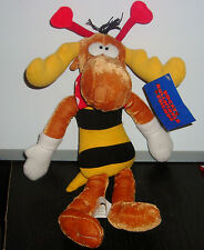 "ROCKY & BULLWINKLE BUMBLE BEE COSTUME 12"" PLUSH TOY"