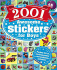 2001 Stickers for Boys by Bonnier Books Ltd (Paperback, 2014)