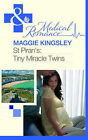 St Piran's: Tiny Miracle Twins by Maggie Kingsley (Paperback, 2011)