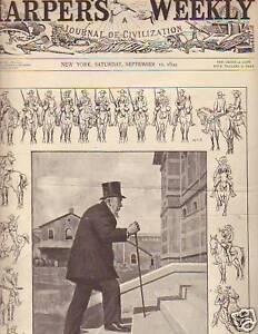 1899-Harper-039-s-Weekly-September-16-Kruger-in-Transvaal