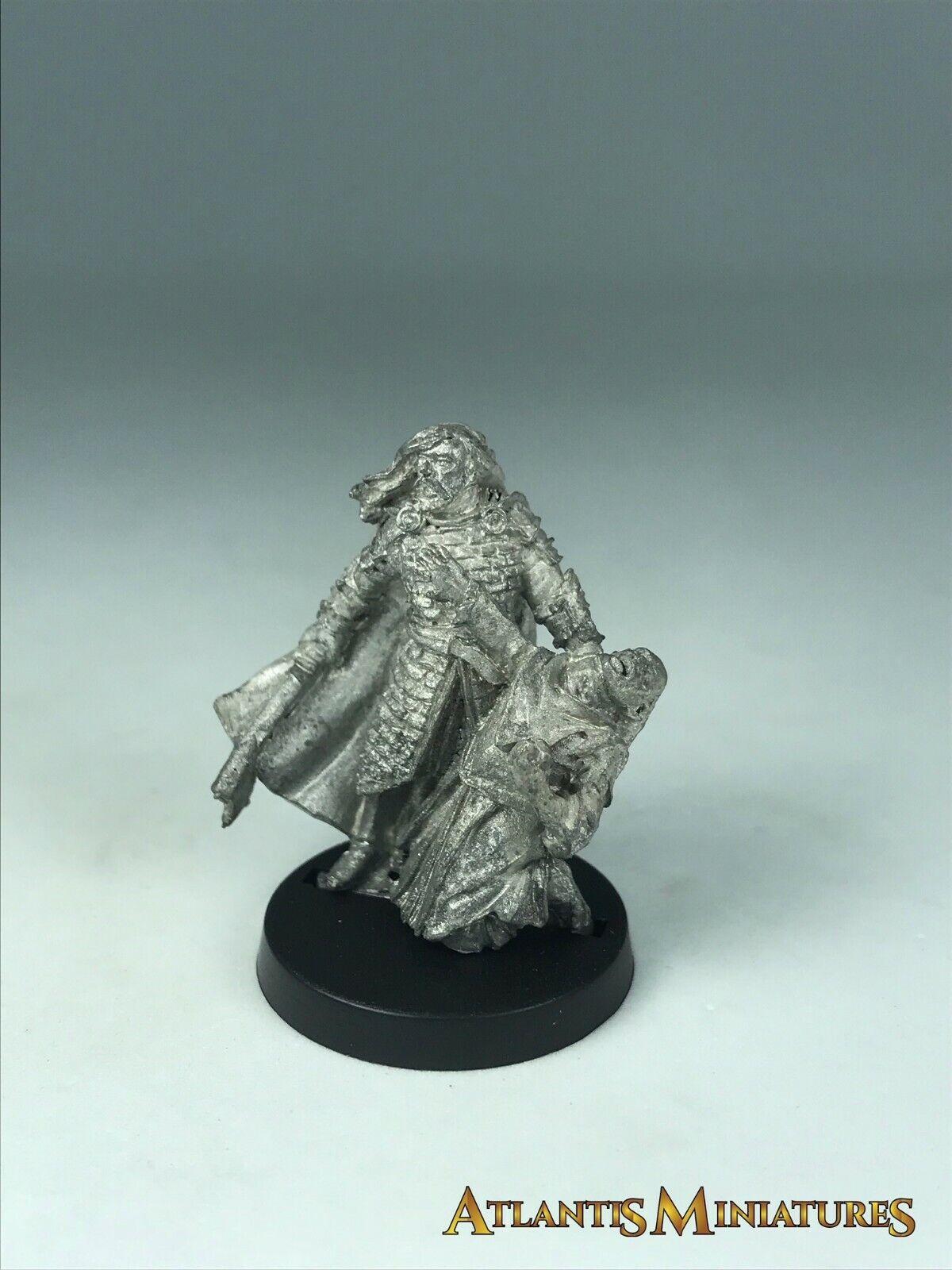 Metal Captain of Rohan Comhommeders - LOTR   Warhammer    Lord of the sacues X887  sélectionnez parmi les dernières marques comme