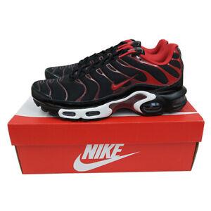 Plus negro Max con Nike rojo 008 nuevas para 852630 Nuevo estuche hombre Air Tn Zapatillas HOtBnOW