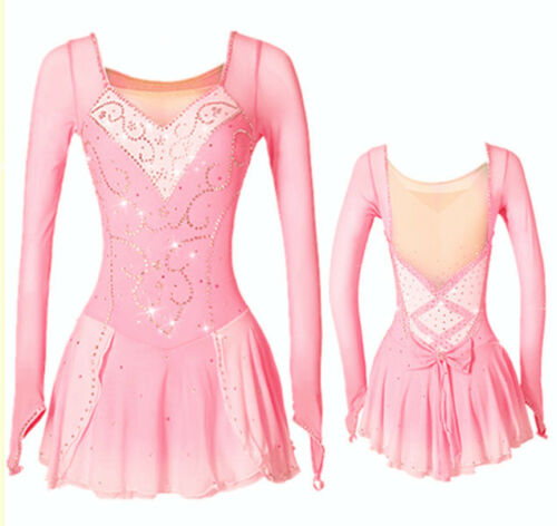A688 Ice Figure Skating Dresses Custom  New Brand Ice Figure Skating Dresses