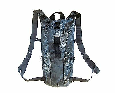 DLP Tactical 2.5L Camo Hydration Bladder Carrier System ...