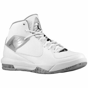 dc52bd5d9f9 NIKE JORDAN AIR INCLINE BASKETBAL HI SNEAKER MEN SHOES WHIT 705796 ...