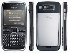 Nokia E72 Unlocked Imported QWERTY Refurbished Mobile Phone with Multiple Colors