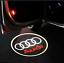 4Stueck-Autotuer-Licht-Lampe-Projektor-Schattenpfuetze-mit-Laser-LOGO-Fuer-Audi-Ligh Indexbild 11