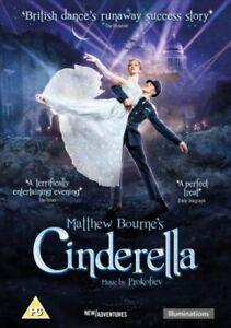 Matthew-Bourne-039-s-Cinderella-NEW-DVD-NTSC-Version