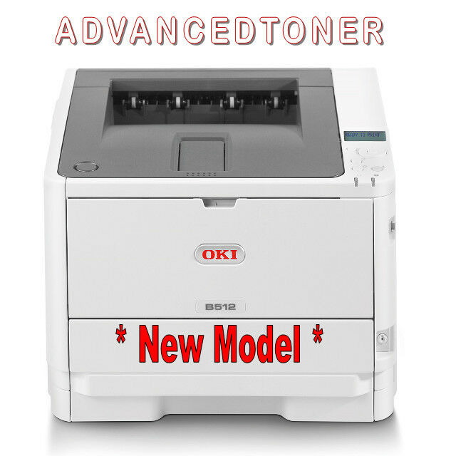 Oki B512DN Network Laser Printer with Duplex + 3 Year Warranty
