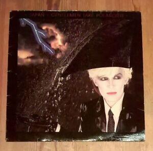 Japan-Gentlemen-Take-Polaroids-Vinyl-LP-Album-33rpm-1980-Virgin-V2180