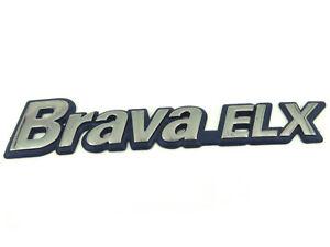 Fiat Brava S Badge 7791366 New Original Genuine