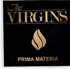 (EE712) The Virgins, Prima Materia - 2013 DJ CD