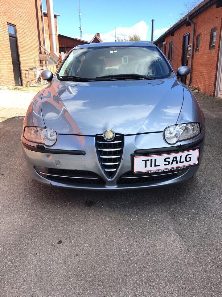 Alfa Romeo 147, 1,6 TS 16V 120 Super, Benzin