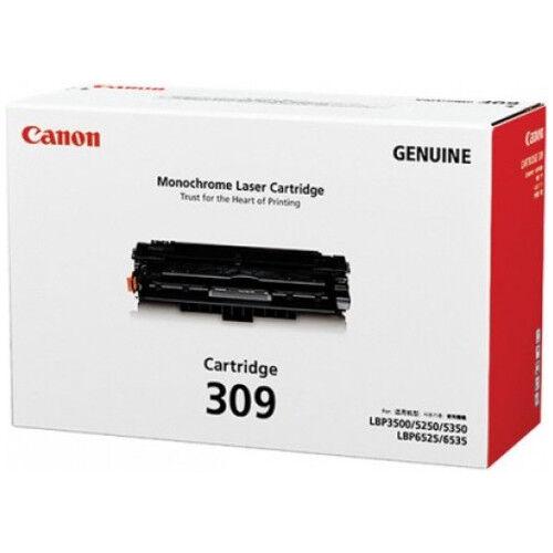 3x Canon Genuine CART-309 Black Toner For LBP3500 - 12,000 Pages