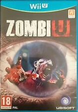Zombi U For Nintendo Wii U Boxed - Very Good - 1st Class Delivery