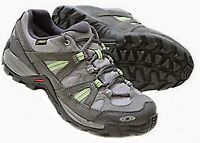 Salomon Mens Exode Low Gtx Trial Running Shoes Trainers Grey 6.5uk 7uk 7.5uk