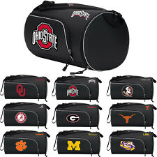 New NCAA PICK YOUR TEAM Squadron Premium Duffel Bag Gym Bag Training Bag