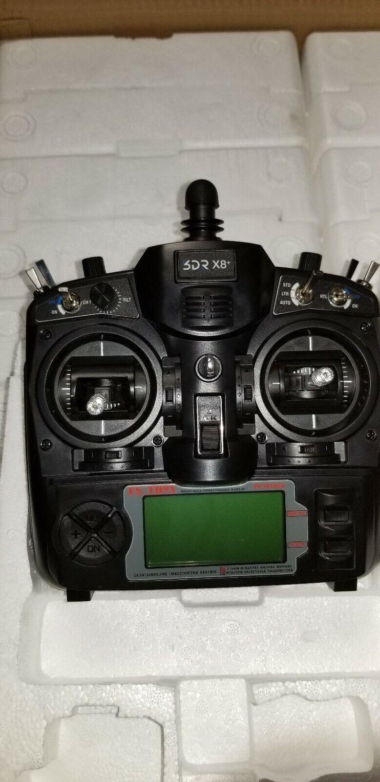 新しいFlysky 2.4 GHz FS‐TH 9 X CH RC送信機ラジオ,10 DR 3のケースケース