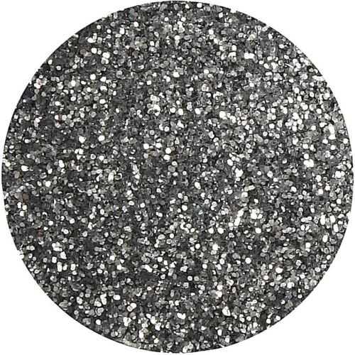 Silber 8,86 € // 100 gr Glitter 110g in Streudose