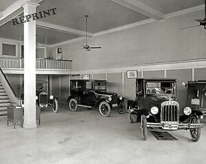 Chevy Dealership Dallas Tx >> Details About Photograph Vintage Chevrolet Chevy Showroom Dallas Texas 1920c 8x10