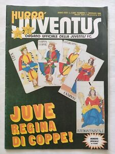 HURRA-039-JUVENTUS-N-1-GENNAIO-1986-VITTORIA-COPPA-INTERCONTINENTALE-TOKYO-PLATINI