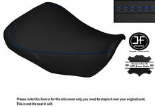 GRIP BLUE DS STITCH CUSTOM FITS YAMAHA MT09 TRACER 850 14-15 FRONT SEAT COVER