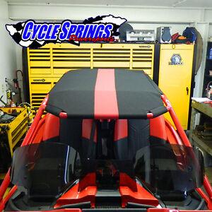 Twist Dynamics Roof For Polaris Slingshot Red Frame Red