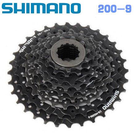 Shimano CS-HG200-8 Cassette 8-Speed Cassette 12-32T Mountain Bike MTB Cassette