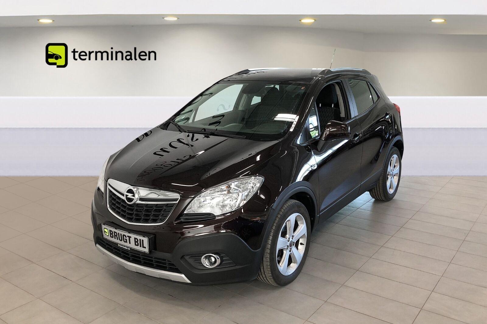 Opel Mokka 1,7 CDTi 130 Enjoy eco 5d - 114.900 kr.