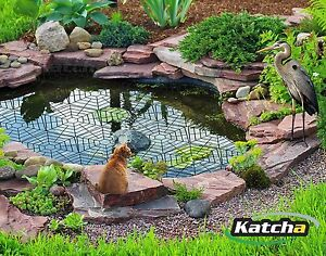 Pond protect guards ebay for Garden pond guards