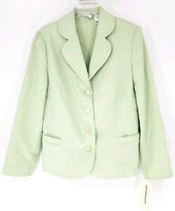 NWT-Women-039-s-Alfred-Dunner-MInt-My-Fair-Lady-Size-10-Dress-Blazer-B42-L27